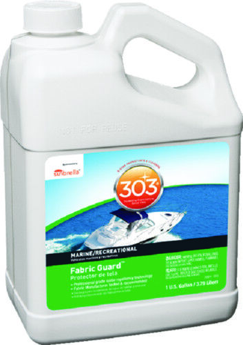 303 Boat Marine Recreational Fabric Guard Water Repellant Refill Gallon