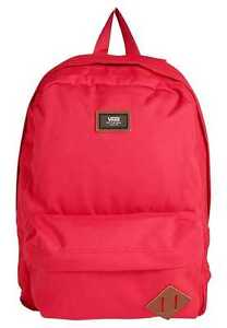 9cd4e4d30a72bf Image is loading Vans-Old-Skool-II-Backpack-Casual-Daypack-Chili-