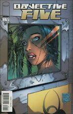 Image Comics Objective Five 1 NM-/M 2000