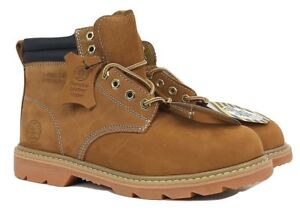 Jacata Winter Snow Work Boot Steel Toe Shoes Water Resistant Leather 8605