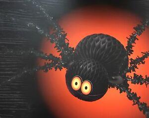 Halloween-Party-geante-de-5-metres-suspension-araignee-Papier-Decoration-Nouveau
