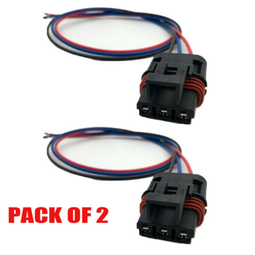 "2 FOR 2018-2019 Polaris Ranger XP 1000 Pulse Busbar 24/"" Long Electrical Harness"