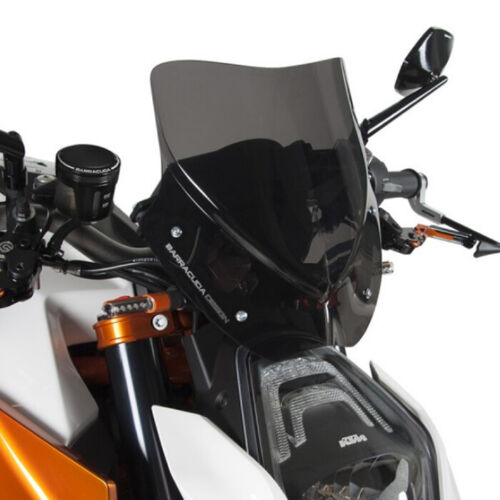 - KTM Super Duke 1290 R 2013-2016 Barracuda Windschutzscheibe /'/'Aerosport/'/'