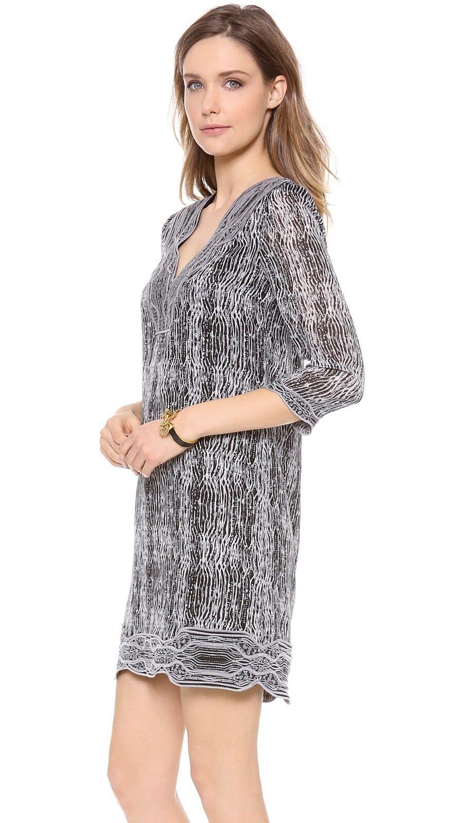 Diane von Furstenberg 'Lexie' Woven Woven Woven Silk Dress  ( size 2) bea856