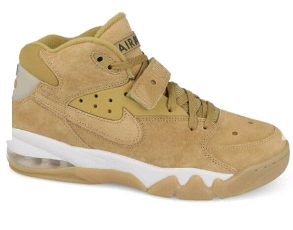 Nike Air Force Max PRM Flax / Flax Phantom Hommes Trainers Uk 7.5 Bnib 315065 200