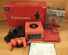 Nintendo GameCube Gundam Char Limited Edition Console *BOXED - GREAT CONDITION*