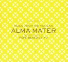 Alma Mater Featuring The Voice of Pope Benedict XVI (deluxe Edition) Audio CD