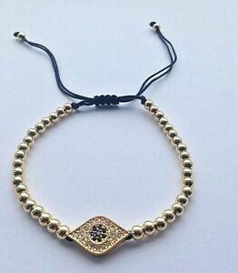 Braided Macrame Bracelet W