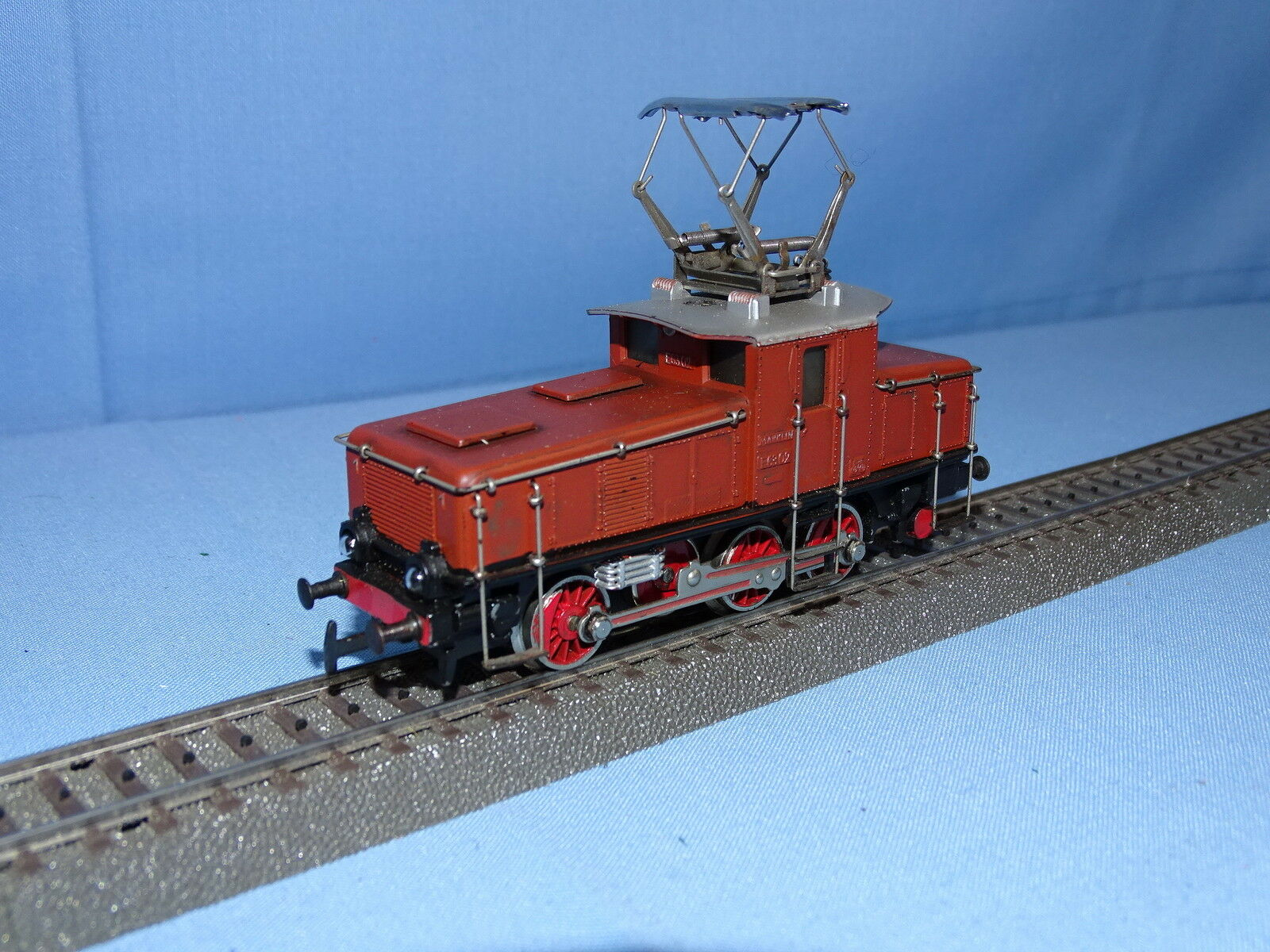 Marklin CEB 800 DB Electric Locomotive Brown vers. 1  1955