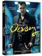 OLDBOY - SPIKE LEE - JOSH BROLIN & ELIZABETH OLSEN - DVD NEUF NEW NEU