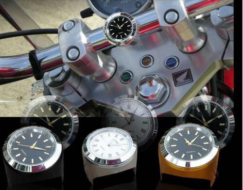 """22MM 25mm MOTORRAD RAD7 7//8/"""" Aluminium GRIFFE Gear Handle für Roller Sc 2stk"""