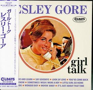 LESLEY-GORE-GIRL-TALK-JAPAN-MINI-LP-CD-BONUS-TRACK-C94