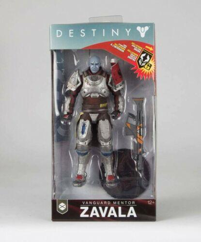 Destiny 2 Action Figure Zavala 18 cm