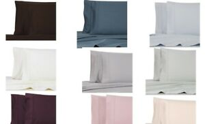 Wamsutta-Dream-Zone-1000-Thread-Count-Premium-Cotton-Pillowcases-New