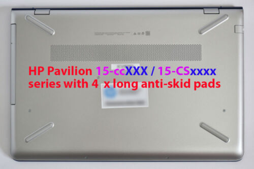 "NEW mCover® Hard Shell Case for 2018 15.6/"" HP Pavilion 15-CSxxxx series laptop"