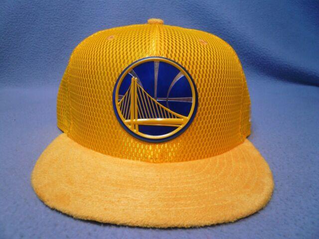NEW Era-NBA Golden State Warriors engineered cap Snapback Nuovo