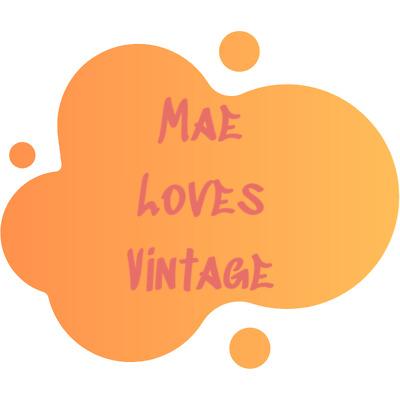 Mae Loves Vintage