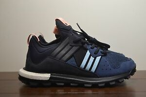 91eea023902 New Adidas Consortium x Kith Response TR Trail Boost Navy BB2635 ...