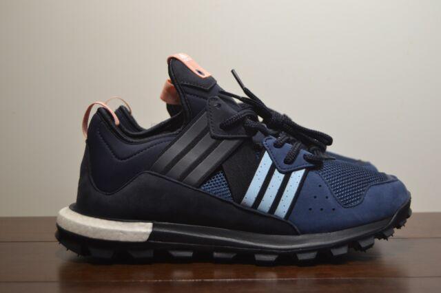 New Adidas Consortium x Kith Response TR Trail Boost Navy BB2635 Ronnie Fieg