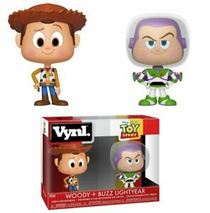 Funko-Vynl-Toy-Story-Woody-amp-Buzz-L-039-Eclair-de-Collection-Figurine