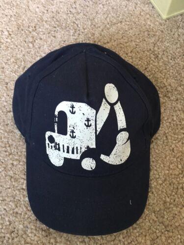 BNWOT Next Baseball//Peaked Cap Boys Age 0-3 Months Navy// Digger