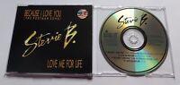 Stevie B. - Because I Love You (The Postman Song) MCD 4 trx