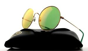 6e624d17435ef NEW Genuine RAY-BAN JA-JO Bronze Copper Green Classic Sunglasses RB ...