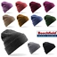 Beechfield-BEANIE-HAT-WINTER-WARM-SOFT-KNITTED-VINTAGE-STYLE-SPORTS-MEN-039-S-LADIES thumbnail 1