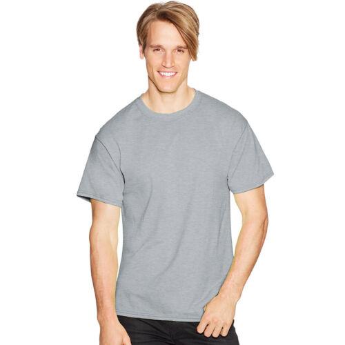 Hanes Men/'s EcoSmart Short Sleeve Tee Value Pack O51704 4-pack