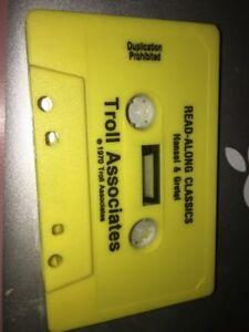 Read-Along-Classics-Snow-White-1985-Troll-Associates-Used-Cassette