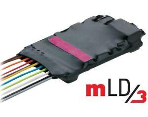 Maerklin-60982-Lok-Decoder-mLD-3-mit-8-pol-NEM-Schnittstellenstecker-Neu-OVP