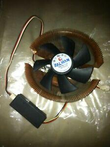 Zalman-92mm-original-fan-Adjustable-UltraQuiet-478-CPU-cooler-copper-heat-sink
