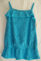 Healthtex Girls Tg Top Aqua Wave Top Size 5t With Tags