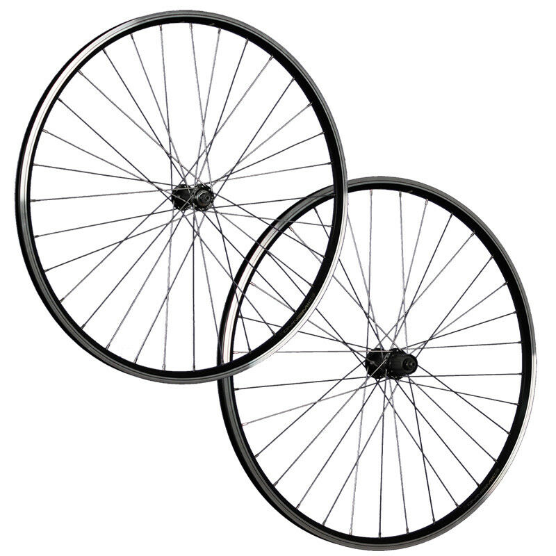 Taylor Wheels 28 Zoll Laufradsatz Zac 19 mit Shimano Tourney black