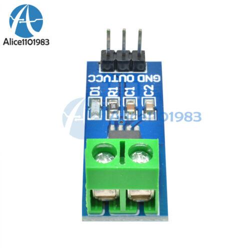 5Pcs New design 5A range Current Sensor Module ACS712 Module Arduino module