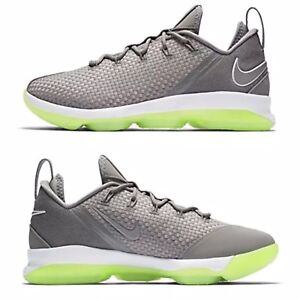 sports shoes a5c0f 64699 Details about New NIKE LEBRON XIV Men's Size 10 Low Dust Reflective Silver  Dunkman 878636-005