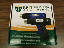 Best 8016 1600w Handheld Hot Air Electronic Heat Gun Rework Station 110v Black