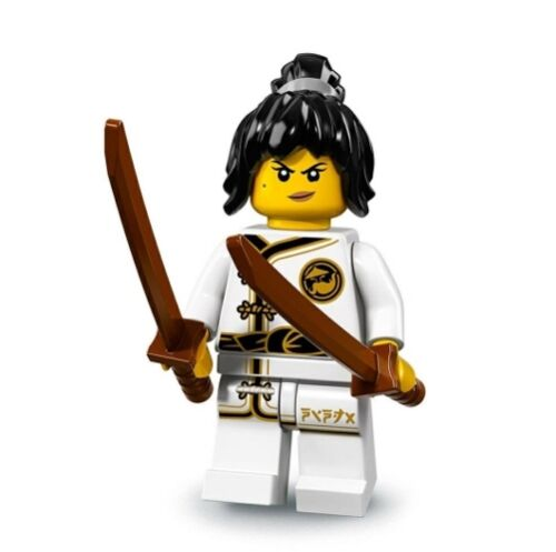 Ninjago Movie LEGO 71019 MINI FIG // MINI FIGURE Spinjitzu Nya
