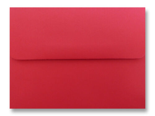 50 Boxed Multi or one color Envelopes for Invitations Announcements Showers