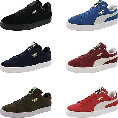 PUMA SUEDE CLASSIC PLUS MEN'S SNEAKERS | eBay