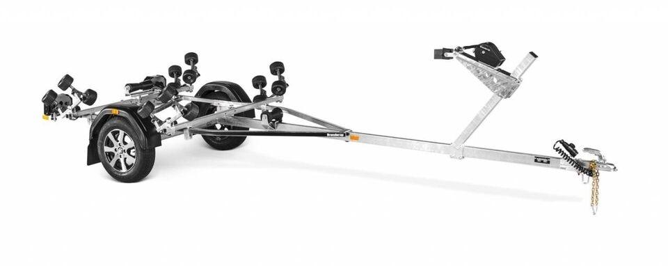 Trailer, Brenderup Brenderup 600 kg - Gummibåde op til 15