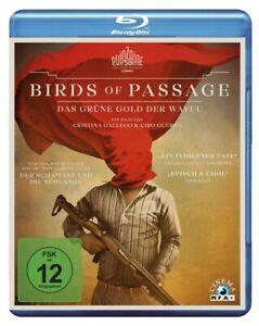 Birds of Passage-quello verde oro-guerra, Ciro BLU-RAY NUOVO