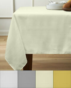 Members-Only-Valencia-Tablecloth-Liquid-amp-Stain-Resistant-Fabric-52-034-x-72-034-White