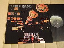 HIGHER THAN GOD - BLACKBOX ARCHITECT - 2 LP - SB 010 - GERMANY 1998