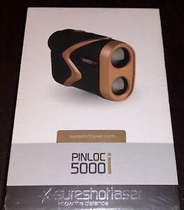 Brand New SureShot PINLOC 5000i Laser Rangefinder In Box (Retails For $189.99)