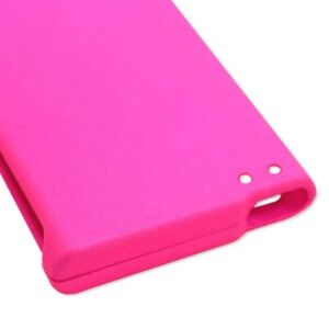 Hot-Pink-Case-For-Apple-iPod-Nano-7-Hard-Rubberized-Snap-On-Phone-Cover