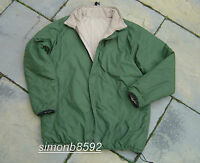 BRITISH ARMY SURPLUS ISSUE G1 - 2 SOFT SHELL REVERSIBLE JACKET,THERMAL,WINDPROOF