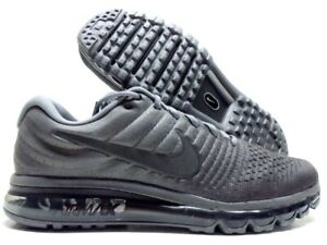 New Nike Air Max 2017 Men's Size 9 Cool Grey Anthracite Dark