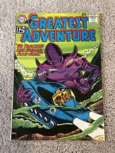 My-Greatest-Adventure-70-1962-Higher-Grade-Silver-Age-DC-Gem