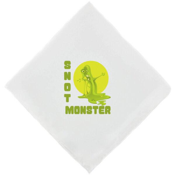 """snot Monster Para Hombre Novedad Pañuelo Gracioso Pañuelo 'diversión Regalos Para Hombres-ver ReputacióN Primero"